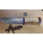 Нож НС12 с позолотой