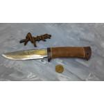 Нож НС 61 с позолотой
