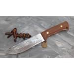 Нож НС 12 накл.рукоять,текстолит