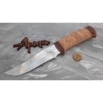 Нож НС 52 береста+текстолит