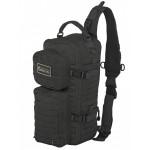 Рюкзак однолямочный тактич.Gongtex Assault Sling Bag ,арт0280, 23л,цвет Черный